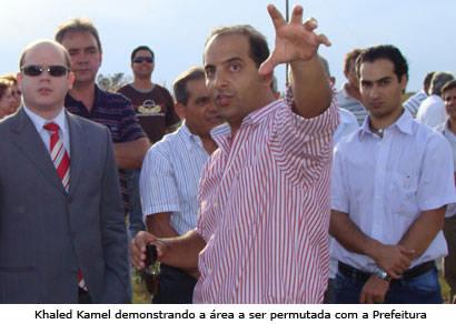 Grupo Kamel pretende investir R$ 30 milhões na construção do shopping