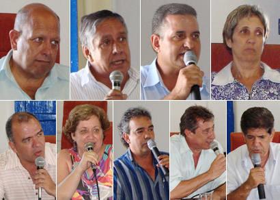 Vereadores avaliam Fórum da Cidadania com o Grupo Kamel