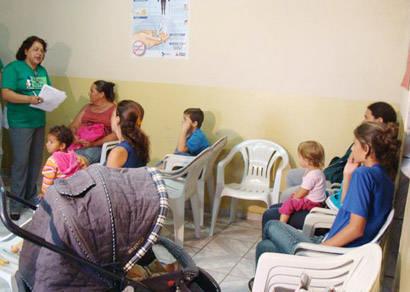 Ouvidoria Municipal faz pesquisa com usuários dos PSFs