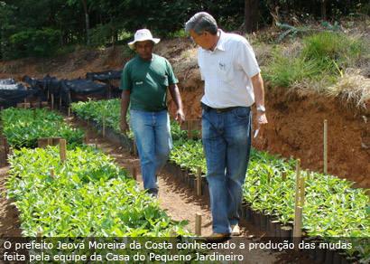 Produtores iniciam execução do Projeto Maracujá