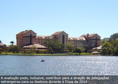Setur apresenta competitividade turística de Araxá e mais dez municípios