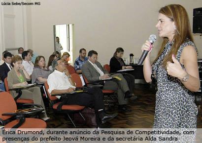 Araxá conquista índice acima da média nacional no Estudo de Competitividade