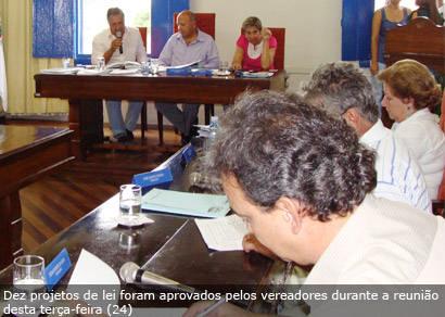 PPA para o quadriênio 2010/2013 é aprovado pelos vereadores