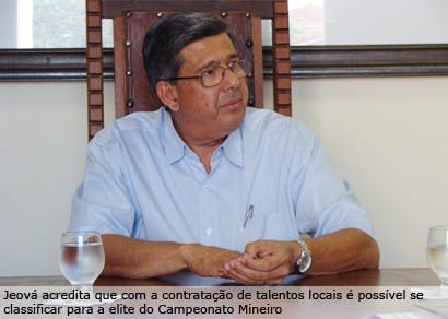 Araxá Esporte corre o risco de não conseguir parceria com a prefeitura