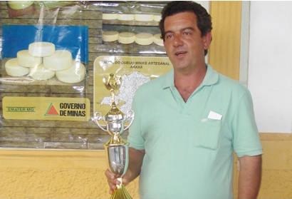 Araxaense vence o 3º Concurso Estadual do Queijo Minas Artesanal