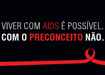 Secretaria de Saúde se mobiliza na luta contra a Aids e o preconceito