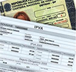 Valor do IPVA em Minas está em média 13,57% menor