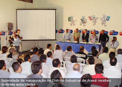 Latícinios Jussara inaugura operações da unidade de Araxá