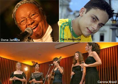 Sucesso continua no Festival Araxá em Tempo de Natal