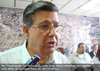 Jeová Moreira estipula recesso de fim de ano aos servidores