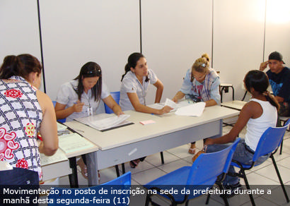Concurso da Prefeitura de Araxá oferta 1.118 vagas