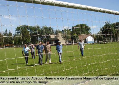 Probabilidades são enormes, diz supervisor sobre a vinda do Atlético Mineiro a Araxá