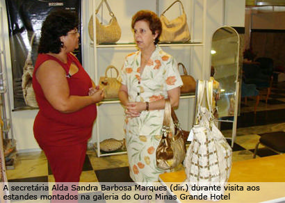 Estação Verão supera expectativas dos expositores, destaca Alda Sandra