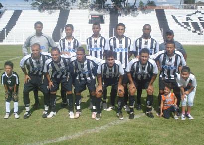 Araxá fica no empate contra o Guará em jogo-treino