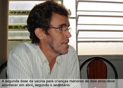 Secretaria de Saúde confirma duas mortes por meningite em Araxá