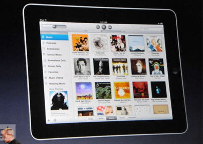 Steve Jobs confirma expectativas e lança tablet da Apple (iPad)
