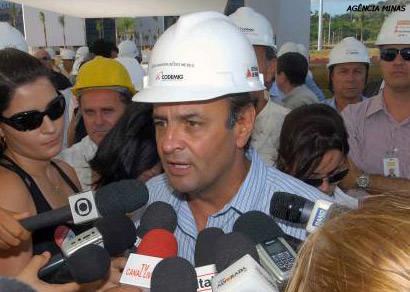 Aécio Neves inaugura revitalização do Lago Norte na próxima terça