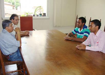 Prefeitura renova convênio de R$ 600 mil com Associação dos Estudantes de Araxá