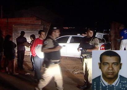 Taxista é morto no Armando Santos