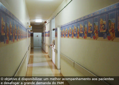 Santa Casa implanta atendimento 24 horas de pediatria