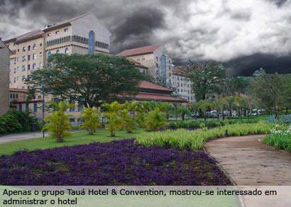 Proposta de arrendamento do Grande Hotel não é aprovada