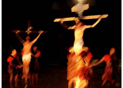 O Irmão Menor abre processo seletivo de atores voluntários para a Paixão de Cristo