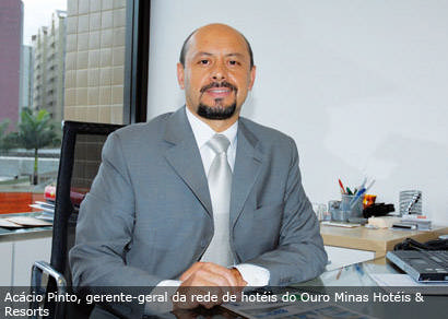 Ouro Minas só se manifesta sobre arrendamento do Grande Hotel no dia 22