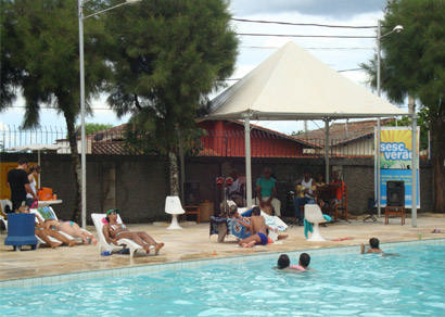 Capoeira e roda de samba encerram atividades do Sesc/Verão 2010