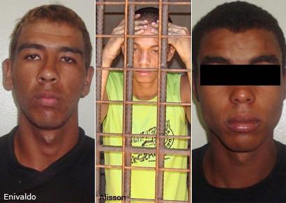 Suspeitos confessam crime contra taxista