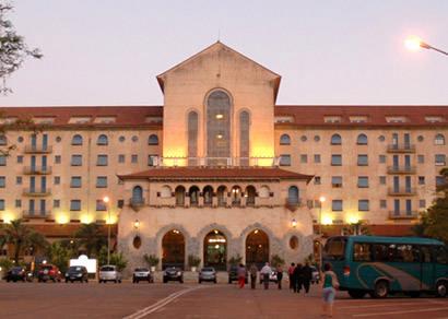 Folia de Momo no Ouro Minas Grande Hotel
