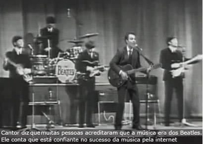 Germano Soraggi canta com Os Beatles em seu novo clipe