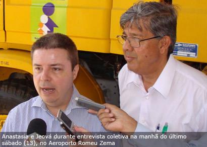 Araxá foi sede do governo do Estado durante o Carnaval, diz Anastasia
