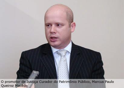 Promotoria de Justiça pede cancelamento do concurso da prefeitura