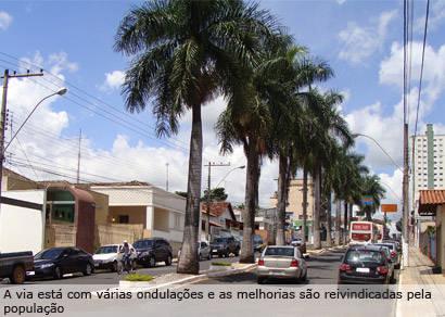 Avenida Senador Montandon recebe verbas para revitalização