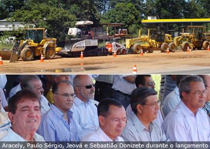 Recuperação do trecho entre Araxá/Cachoeirinha é iniciada