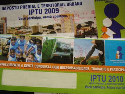 IPTU com desconto pode ser pago até 8 de abril