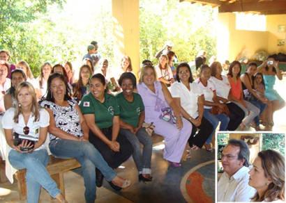Miguel Jr. homenageia funcionárias no Dia Internacional da Mulher