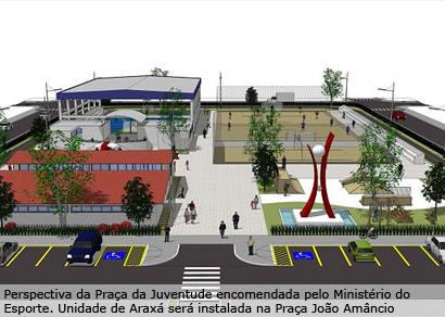 Araxá sedia capacitação de gestores da Praça da Juventude