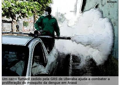 Sobe para 26 o número de casos confirmados de dengue em Araxá