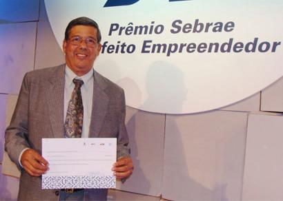 Projeto Cinturão Verde é destaque no Prêmio Sebrae Prefeito Empreendedor