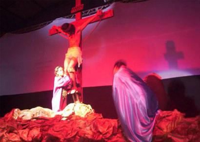 Peça Paixão de Cristo não será realizada este ano
