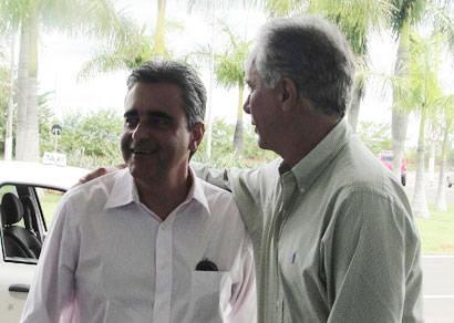Antônio Leonardo declara apoio a Marcos Montes