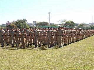 Polícia Militar está com inscrições abertas para concurso de especialistas