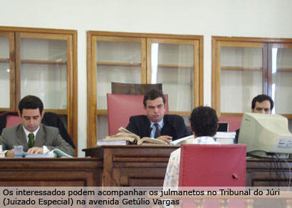 Justiça inicia julgamentos de oito crimes contra a vida em Araxá
