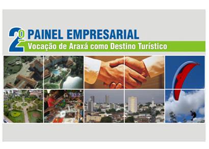 Painel Empresarial apresenta vocação de Araxá como destino turístico