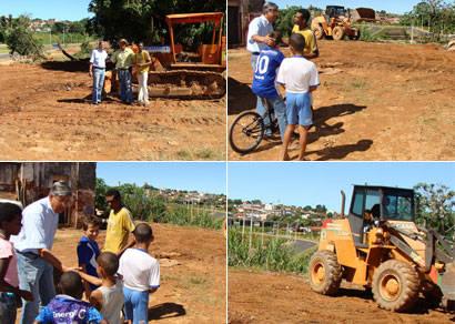 Prefeitura inicia obras do novo Mercado Municipal