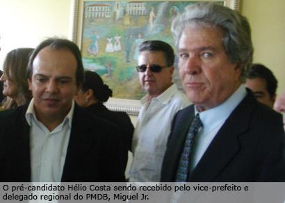 Hélio Costa destaca Telecentros e internet em escolas de Araxá