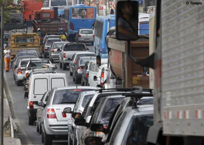 Minas arrecada R$ 1,61 bilhão com IPVA 2010 no primeiro trimestre