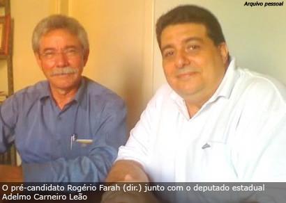 PT lança Rogério Farah como pré-candidato a deputado federal