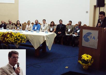 Consep de Araxá promove encontro regional